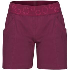 Ocun Pantera Naiset Lyhyet housut , punainen